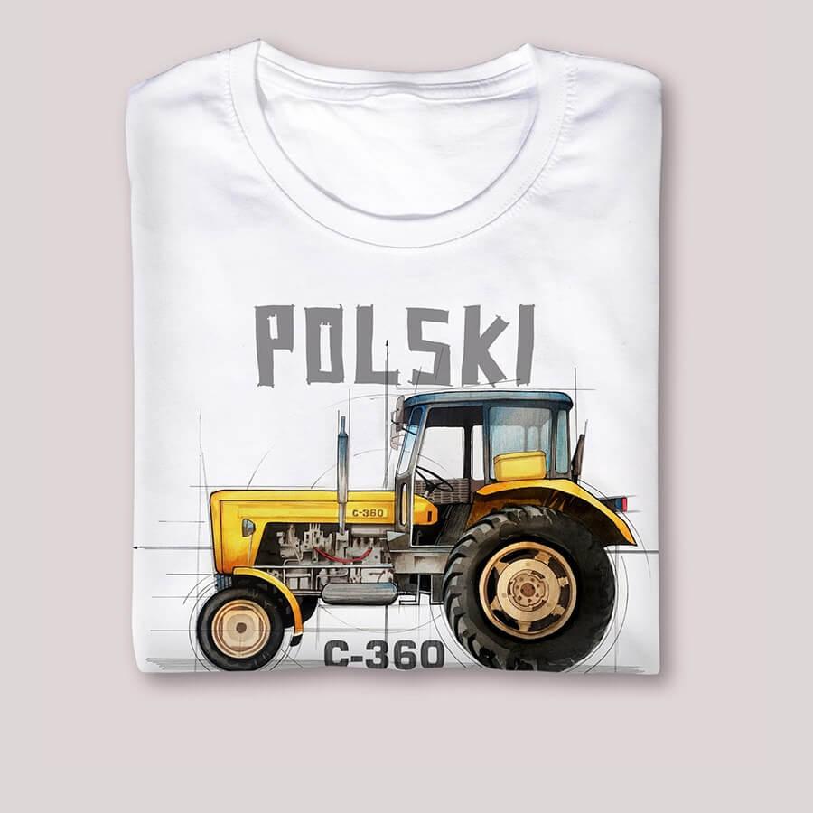 Koszulka URSUS C-360 Nikiniki