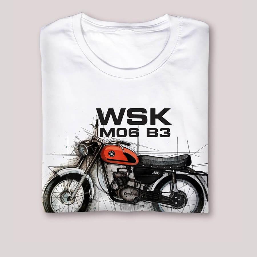 Koszulka WSK Nikiniki