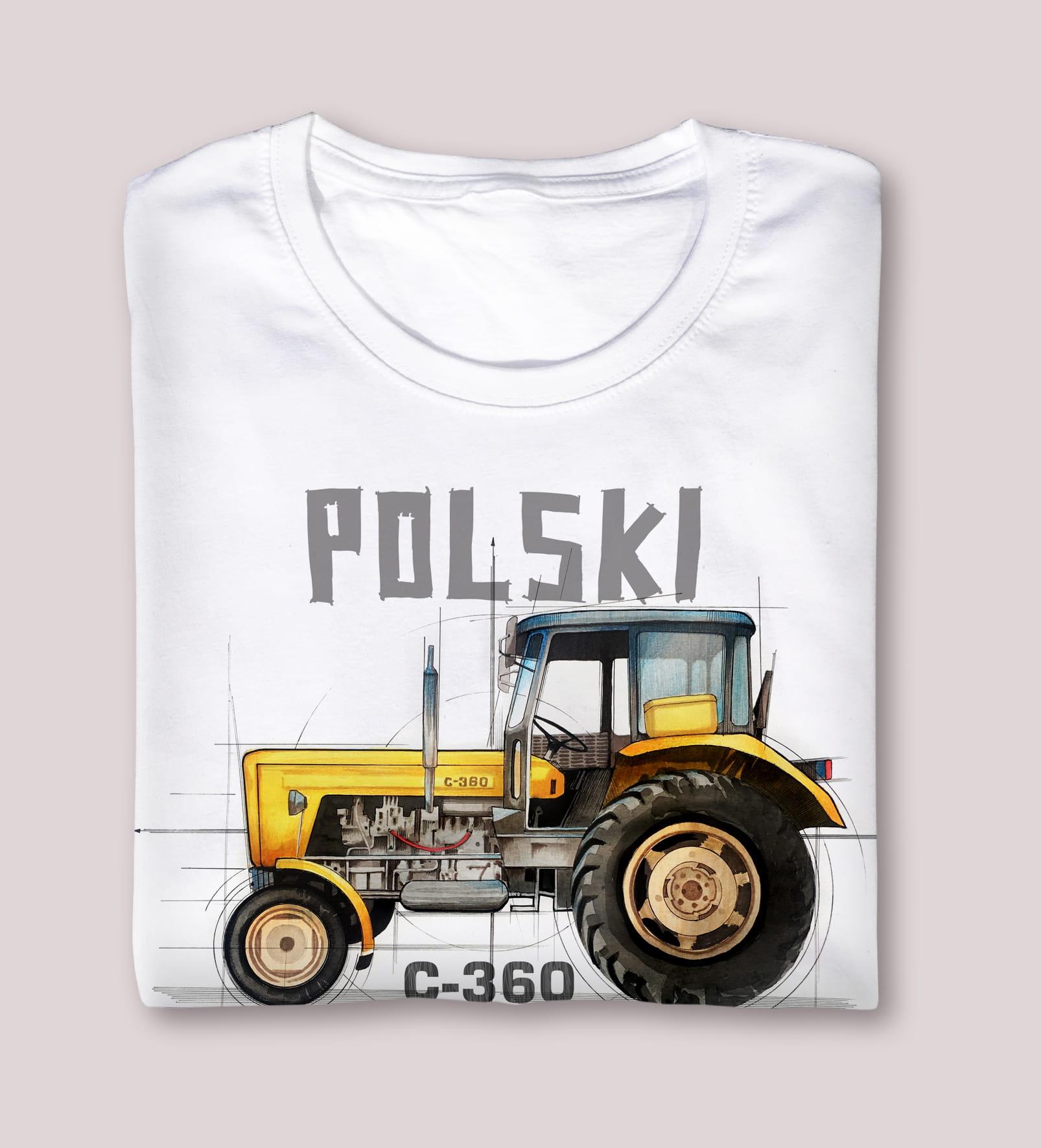 Koszulka Ursus C 360 Na Nikiniki Pl Legendy Polskiej Wsi