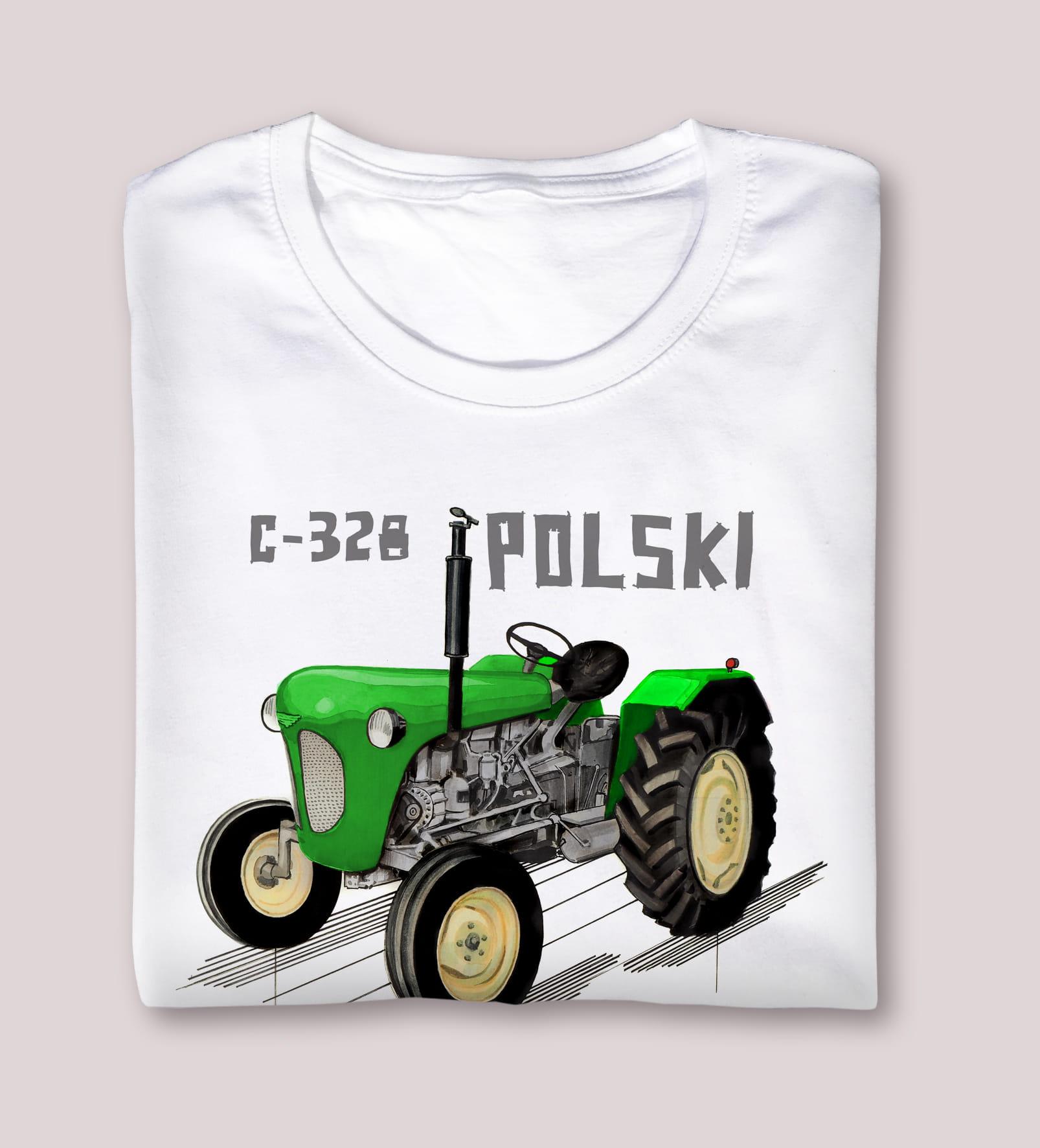 Koszulka Ursus C 328 Na Nikiniki Pl Legendy Polskiej Wsi